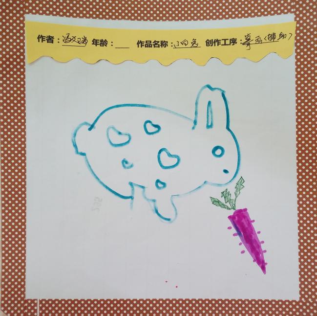 1号 小白兔