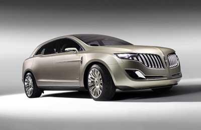 最新林肯汽车图片