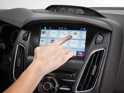 福特sync 3 车载娱乐通讯系统