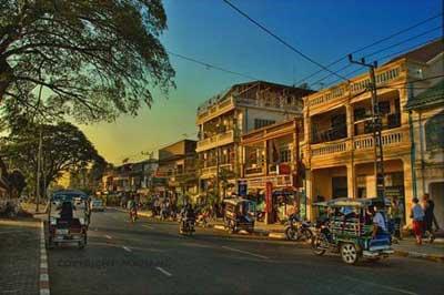 老挝单层房屋设计图